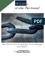 TECNICAS DE LIBERACION PERSONAL