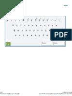 Virtual Keyboard in Russian