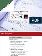 Mobile money market sizing toolkit