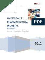Pharma industry analysis