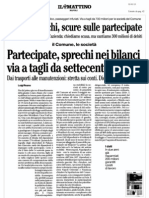 Rassegna Stampa 31.01.13