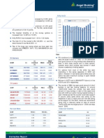 Derivatives Report, 31st January 2013