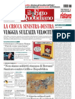 Il Fatto Quotidiano (18.01.2013)
