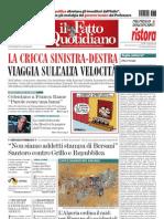 Il Fatto Quotidiano (18.01.2013)
