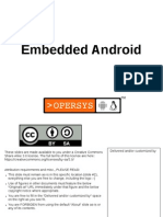 Embeded android