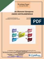Tokiko Ekonomi Garapena. EAEKO ANTOLAMENDUA (Eus) Local Economic Development. GOVERNANCE IN THE BASQUE COUNTRY (Basque) Desarrollo Económico Local. ARTICULACIÓN EN EUSKADI (Eus)