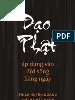Dao Phat AP Dung Vao Doi Song Hang Ngay