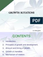 Growth Roataion