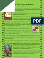 Sexta-Feira ou Vida Selvagem - Resumo por Capítulos (09-10)