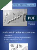 Dessafios Economia Brasileira Anos 1990