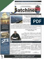 Jurnalul comunei Satchinez, Ianuarie 2013