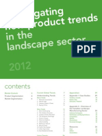 landscape trends