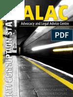ALAC - Advocacy and Legal Advice Centre Magazine