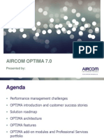 Introduction to Aircom Optima