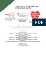 Arresto Cardiaco e Rianimazione Cardiopolmonare