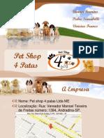 Trabalho Pet Shop Modi