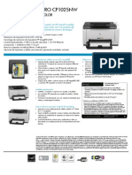 Laser Hp Cp1025nw