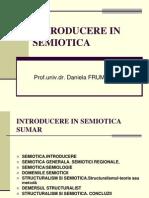 Introducere in semiotica