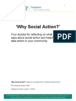 Why Social Action