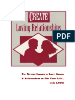 Create Loving Relationships
