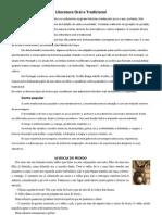 078 Ficha Informativa Sobre Literatura Oral e Tradicional