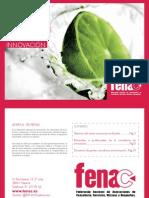 Especial Consultoria de Innovacion Fenac - Septiembre 2012