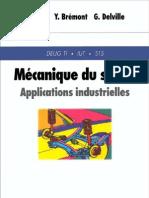 Mécanique du Solide. Applications Industrielles [Dunod]