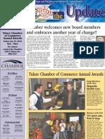 Tulare Chamber of Commerce Newsletter Jan. 2013