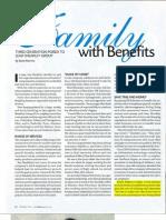 Sheakley HR Solutions Featured in Cincinnati Magazine Feb 2013 . . . Afidence Quote
