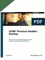 CCNP Practical Studies Routing