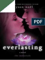Alyson Noel Everlasting