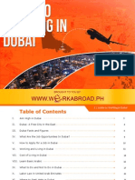Guide to Working in Dubai
