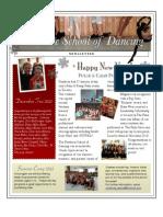 Cumbrae Winter Newsletter 2013
