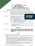 Kepmen 234 2003 Ttg Kerja Pada Daerah Dan Sektor Tertentu