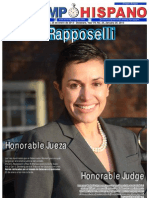 Honorable Judge Vivian L. Rapposelli