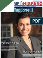 Honorable Judge Vivian L. Rapposelli