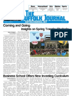 The Suffolk Journal 1/30/2013