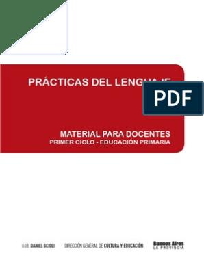 Modelos De Planificaciones Para 1º Ciclo Lectura Proceso