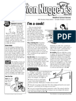 Nutrition Nuggets March 2013 Newsletter