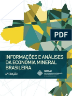 Analise Minerios Brasil
