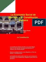 Economia Social de Mercado y la Constitución Peruana