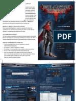 Final Fantasy VII Dirge of Cerberus Manual