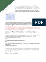 Physics Kinematics Webassign