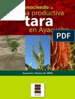 Conociendo La Cadena Productiva de Tara en Ayacucho, Mayo 2008