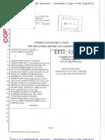 Complaint v. BofA et al. under False Claims Act for Nehemiah SFDPA Scheme