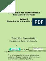 Notas FFCC U06 Dinamica Traccion Ferroviaria