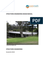 STRUCTURES ENGINEERING DESIGN MANUAL