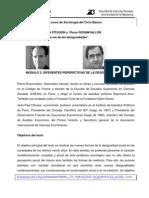 Ficha de Lectura. Fitoussi y Rosanvallon, La Nueva Era de Las Desigualdades