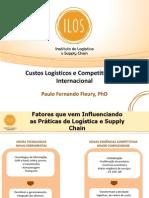 Custos Logisticos Paulo Fleury