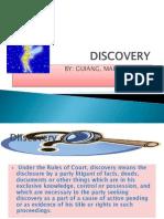 Guiang, Mary Algen e.-discovery